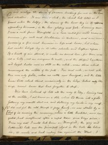 Charlotte Bronte Manuscript of 'Jane Eyre'