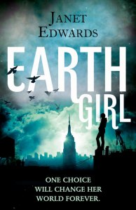 Cover for Earth Girl