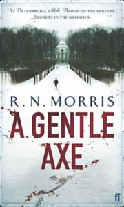 Cover of A Gentle Axe