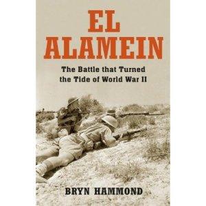 El Alamein Book Cover