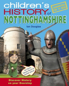 Cover of Children's History of Nottinghamshire