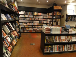 One corner of the Page 45 store.