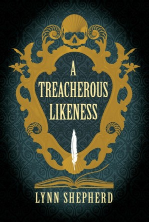 A Treacherous Likeness book cover