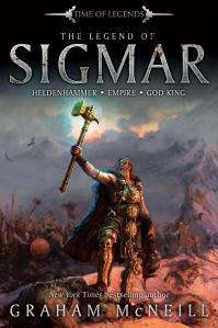 Time of Legends. The Legend of Sigmar