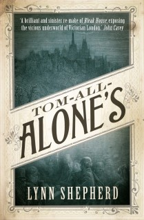 Tom All All Alone's book cover