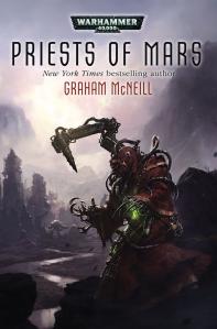 Warhammer 40K. Priests of Mars