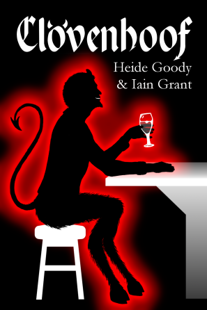 Clovenhoof Book Cover