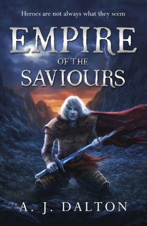 Empire of the Saviours Book Cover