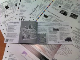 Event Brochure Proofs