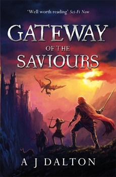 Gateway of the Saviours Book Cover