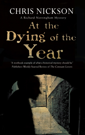 At the Dying of the Year Book Cover