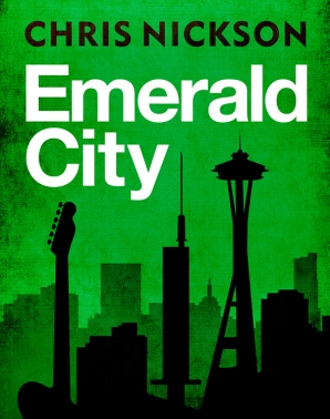 Emerald City Book Cover