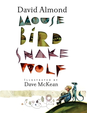 Mouse Bird Snake Wolf Cover