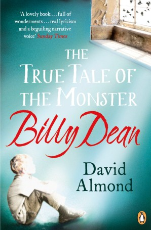 The True Tale of the Monster Billy Dean Book Cover