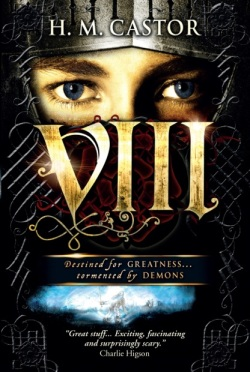 VIII Book Cover