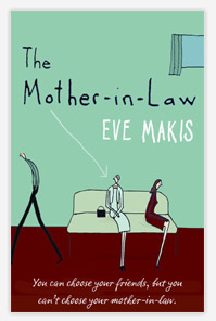 The Mother-in-Law Book Cover