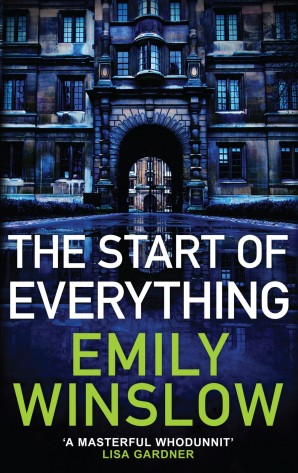 The Start of Everything Book Cover