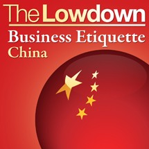 The Lowdown: Business Etiquette China