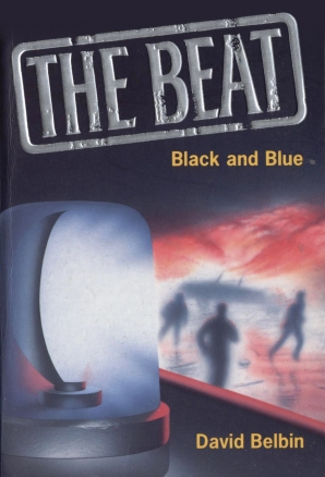 The Beat. Black and Blue book cover