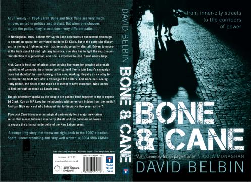Bone and Cane book cover