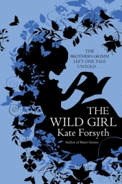 The Wild Girl book cover