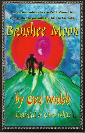 Banshee Moon book cover