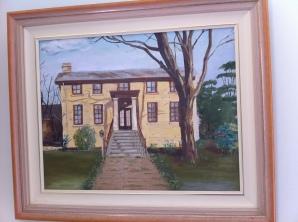 Painting of Oldbury