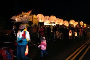 Coalville Winter Lantern Procession
