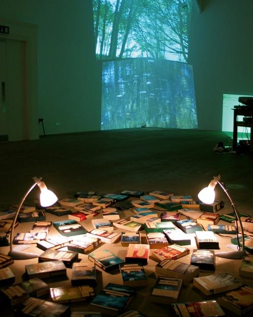 Sylvia Sylvia (installation)