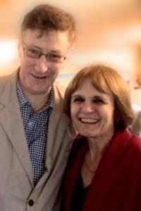 Jim and Christina James