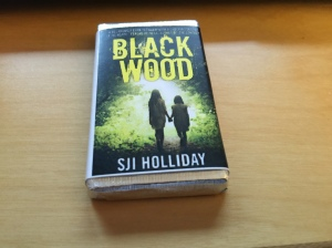 Special edition 'Black Wood' chocolate