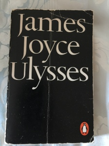 My grandfather's edition of Ulysses