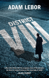 District VIII book cover