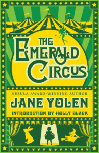 Book Cover The Emerald Circus