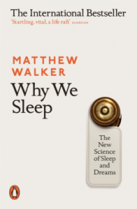 Cover of Why We Sleep