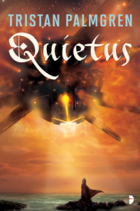 Quietus book cover