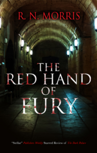 Book Cover of the Red Hand of Fury