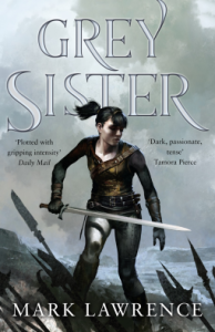 Book cover of Grey Sister
