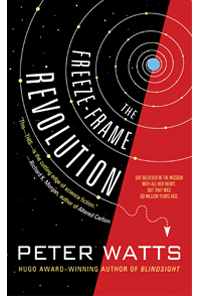 Book Cover for Freeze-Frame Revolution