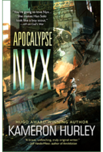 Book cover of Apocalypse Nyx