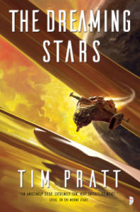 Book cover of the dreaming stars