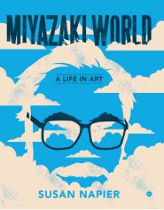 Book cover of Miyazaki world