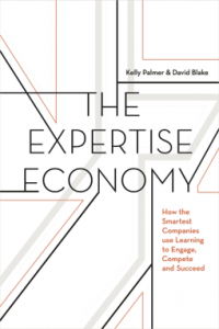 Book Cover of The Expertise Economy