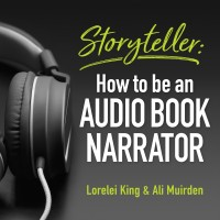 Cover of audiobook Storyteller. How to be an audiobook narrator.