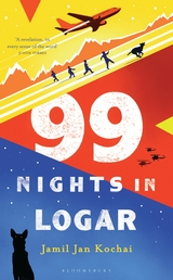 Book cover for 99 nights in Logar.