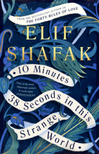 Book cover of 10 minutes 38 seconds in this strange world