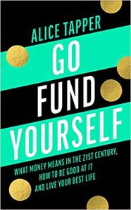 Book cover of Go Fund Yourself