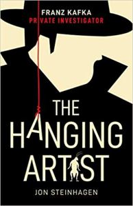 Book cover of the Hanging artist