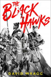 Book cover for The Black Hawks