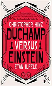 Book cover of Duchamp Versus Einstein